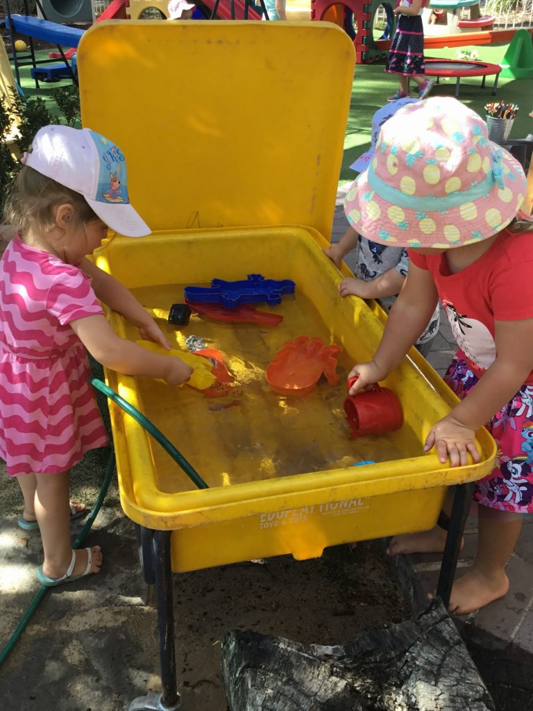 Kids at our childcare centre in Miranda